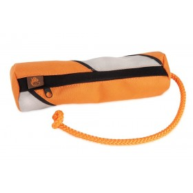 Futterdummy in orange-beige von firedog