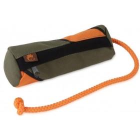Futterdummy khaki/orange von firedog