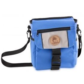 Mini-Dummytasche Deluxe von firedog blau