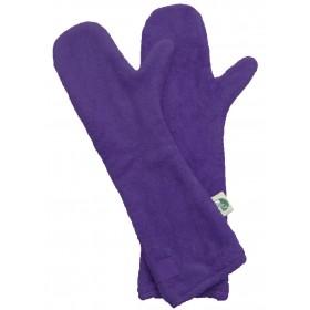 Trocknungs-Handschuhe purpur