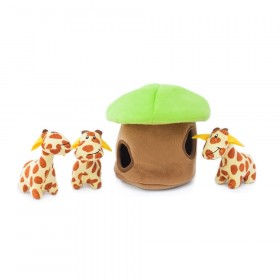 Hunde-Puzzle Giraffen-Lodge von Zippy Paws