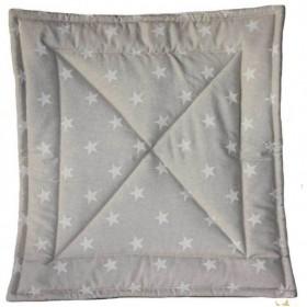 Quilt/Decke Sternenhimmel blau