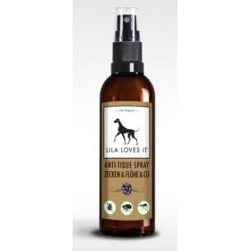 Natürlicher Anti-Zecken-Spray von LILA LOVES IT