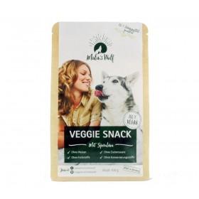 Veggie-Snack mit Spirulina