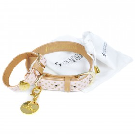 Charm-Set Friendship Collar Love
