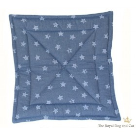 Quilt/Decke Sternenhimmel Jeans