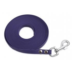 BioThane-Leine violett von firedog