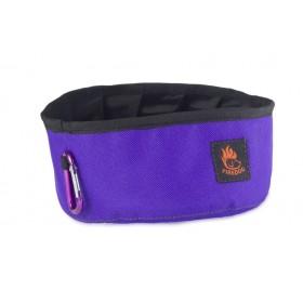 Reisenapf Click & violett