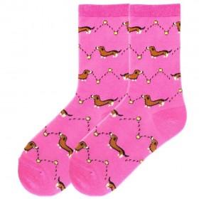 """Socken """"Wiener Dog"""""""