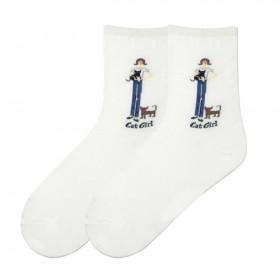 """Socken """"Cat Girl"""""""