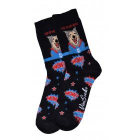 "Socken ""Hero Dog"""