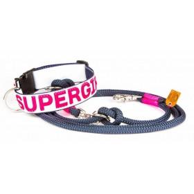 """Halsband """"Supergirl"""" aus..."""