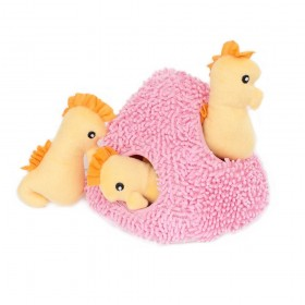 Hunde-Puzzle  Seepferdchen