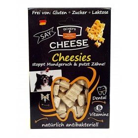 Zahnputz-Snack Qchefs Cheesies