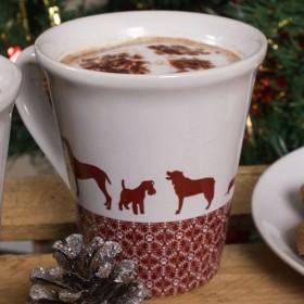 Weihnachts-Tasse mit...