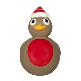 Weihnachts-Ente aus Latex
