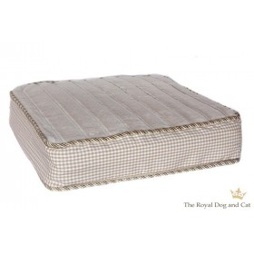 Boden-Plaid Vicky beige