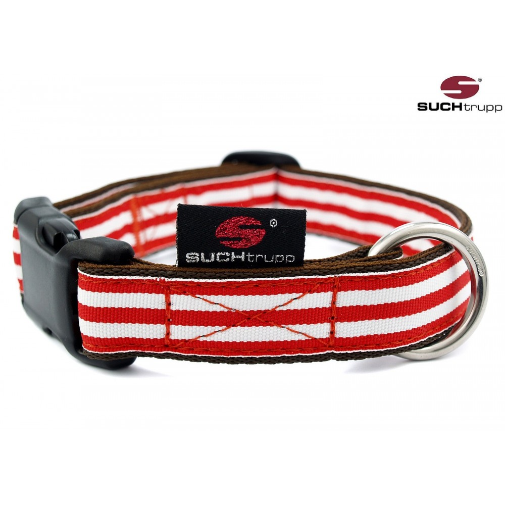 Hundehalsband RED BEACH von SUCHtrupp