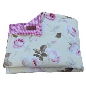 Decke Kensington/ Vicky pink