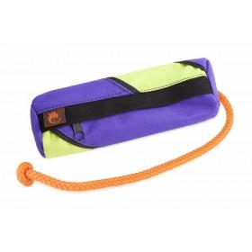 Futterdummy violett-neongrün