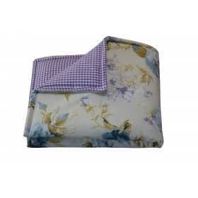 Decke Bristol/ Vicky violett