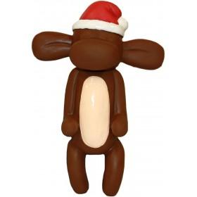 Xmas Monkey aus Latex von...
