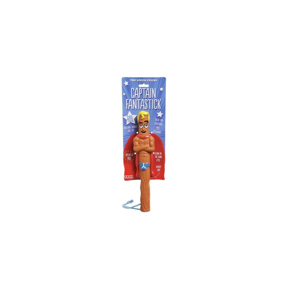 Wurfspielzeug Captain Fantastic von Doog