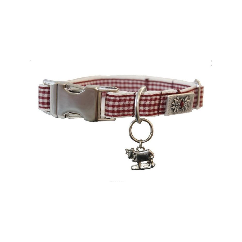 Halsband Alpin bordeaux