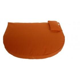 Bio-Wohlfühlbett orange von Dog Filou's