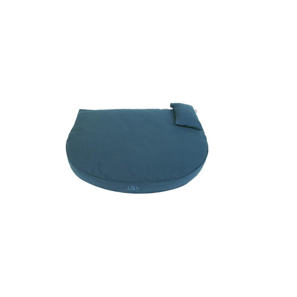 Bio-Wohlfühlbett dunkelblau von Dog Filou's